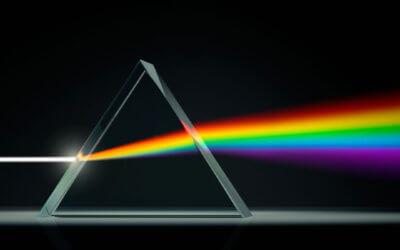 Le spectre et les couleurs de la lumière